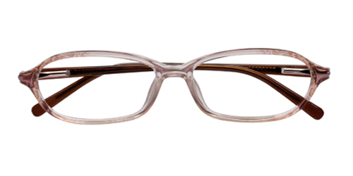 WOMENS Semi-Cat-Eye Eyeglasses - Temple: 125 - Garfield ...